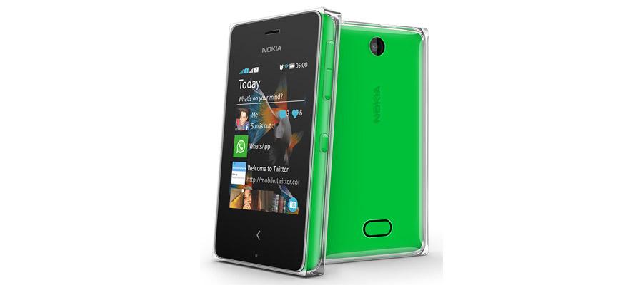 Asha 503 Dual SIM
