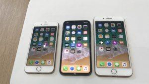 Iphone huit