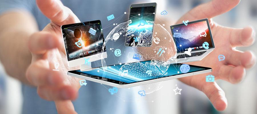 Boutique en ligne de ventes de Smartphones et tablettes tactiles
